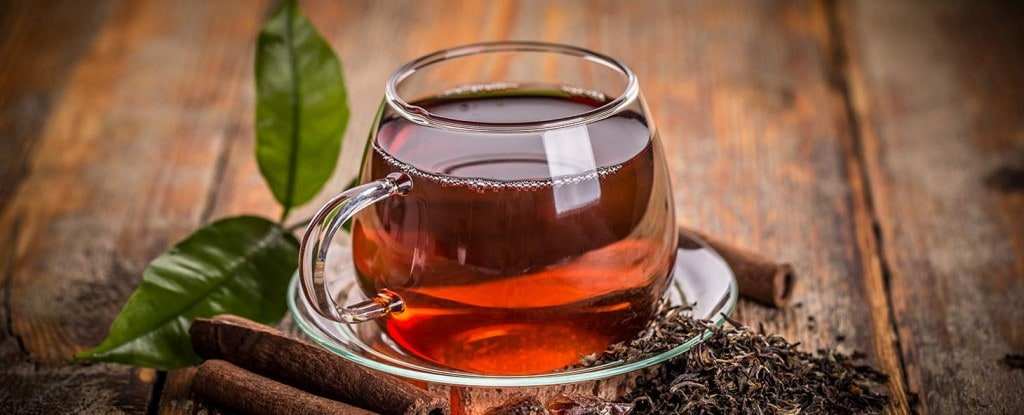THE JOYS OF ORGANIC BLACK TEA