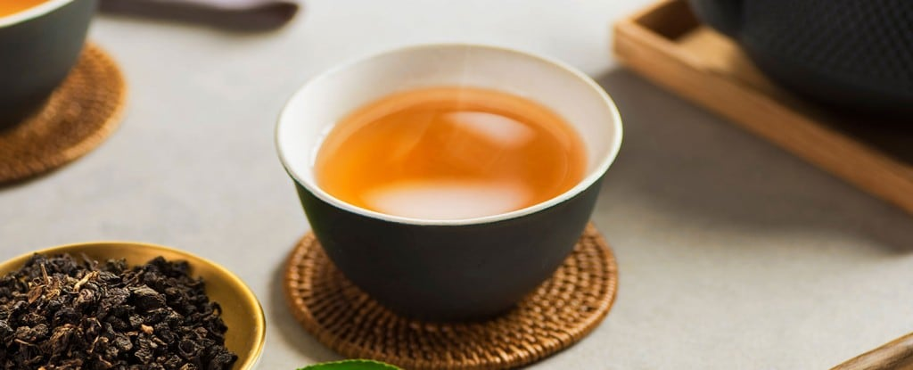 Pu-Erh Tea and Oolong Tea