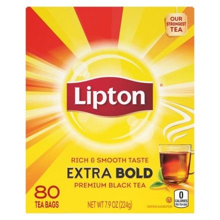 Lipton Extra Bold Lipton