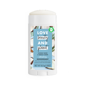 Love Beauty and Planet Coconut Water & Mimosa Flower 2.95oz