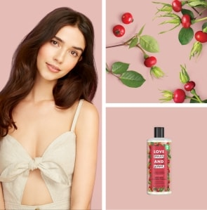 Rosehip & Patchouli Collection