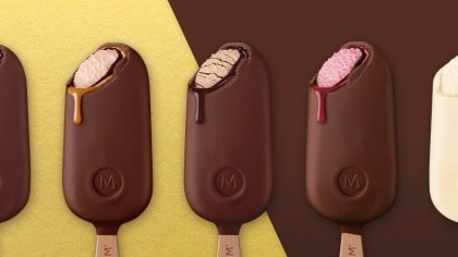 Mini Ice Cream Bars