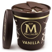 Milk Chocolate Vanilla Ice Cream Tub | Magnum
