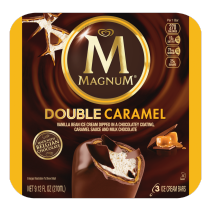 Double Caramel Ice Cream Bar | Magnum