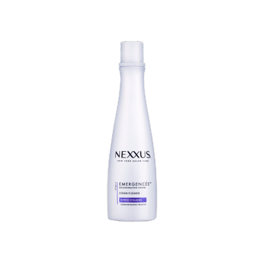 Front of conditioner pack Nexxus Acondicionador Emergencé 250ml