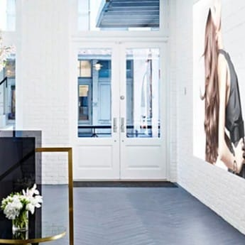 The salon in Tribeca that a-listers call home