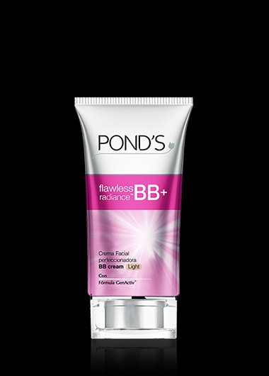 Base De Maquillaje Con Crema Antimanchas Ponds Flawless Radiance Tono Claro