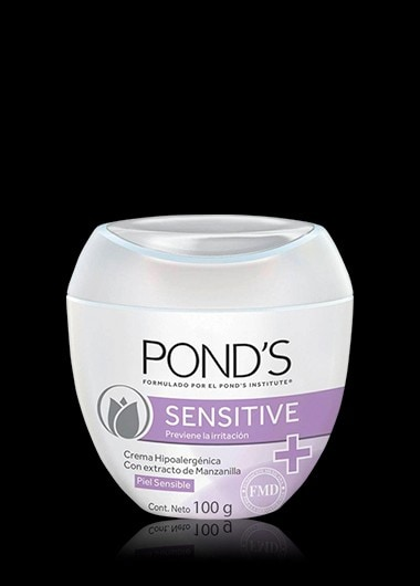 Crema Humectante Ponds Sensitive