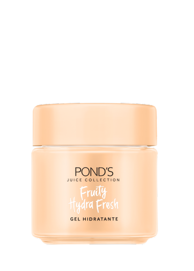 PNG - Ponds Gel Fruity Hydrate Naranja v1