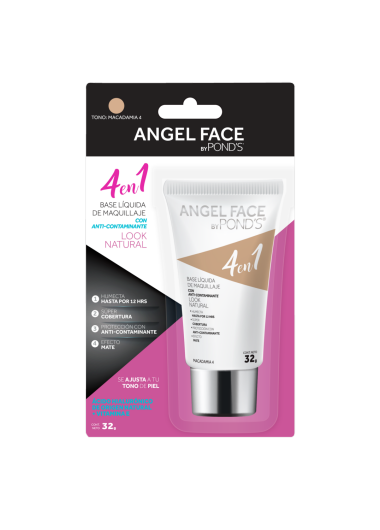 PNG - BASE LIQUIDA POND´S ANGEL FACE TONO MACADAMIA 4