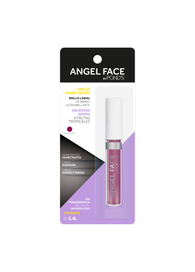 PNG - BRILLO LABIAL POND´S ANGEL FACE TONO FEARLESS VIOLET