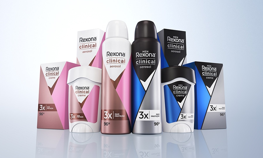desodorante rexona clinical