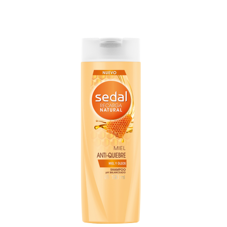 Sedal Miel Antiquiebre Shampoo 190ml