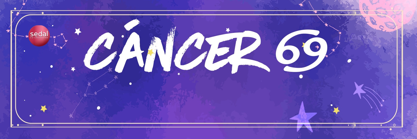 Banner signo cancer