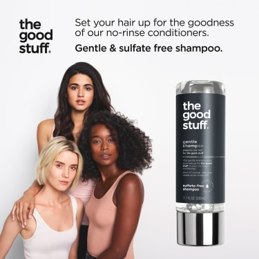 The Good Stuff Gentle Shampoo 7.7 fl.oz