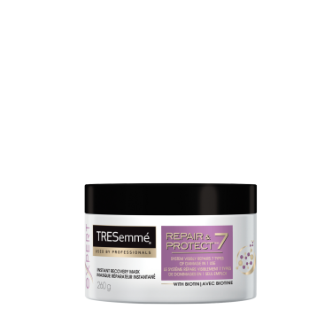 A 260 g tub of Repair & Protect 7 Instant Recovery Mask front of pack image