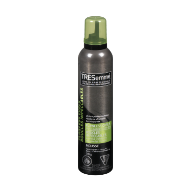 A 298 g bottle of Flawless Curls Mousse front of pack image